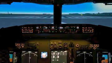 Fixed Based Flight Simulator Training for Aviation Safety