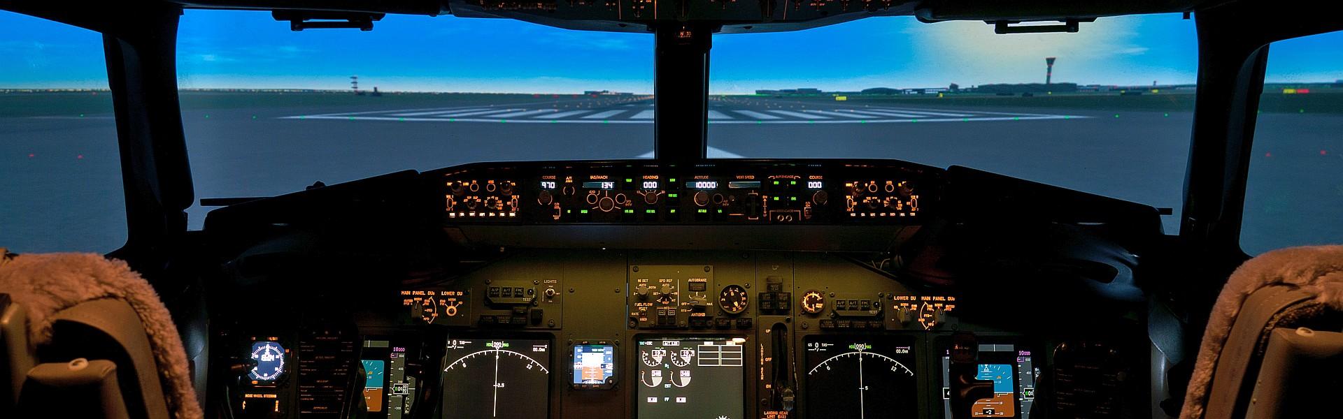 Fixed Based Flight Simulator Training for Aviation Safety