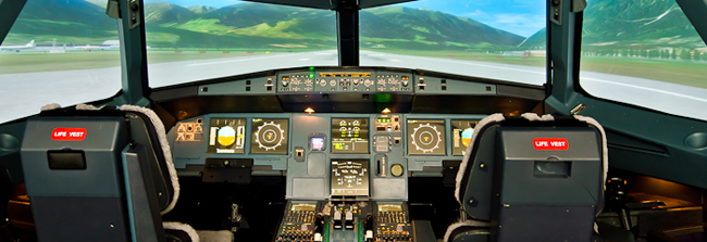 Airbus A320 FTD/FBS Flight Simulator - Aviation Focus